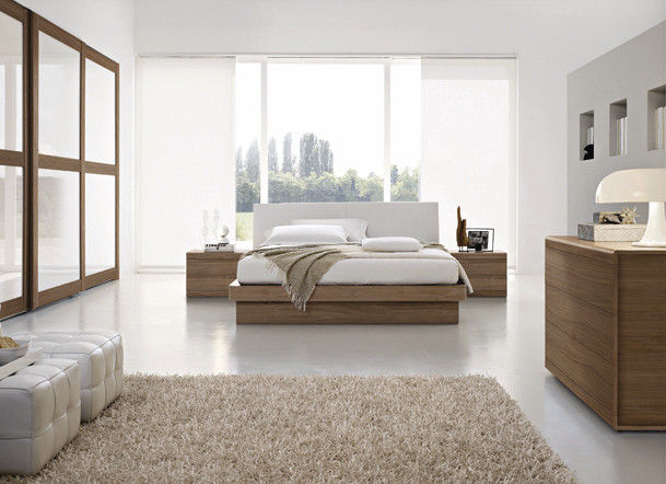Chambres modernes meubles braye for Meuble moderne chambre a coucher